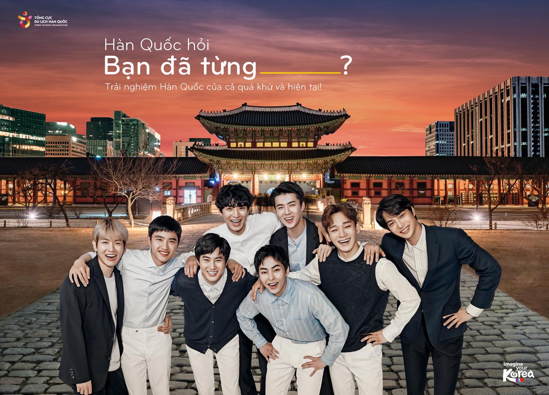 EXO hỏi - Bạn đã từng trải nghiệm như vậy tại Hàn Quốc chưa? (P. 1)