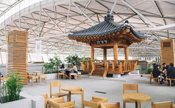Hướng dẫn cho người mới đến sân bay Quốc tế Incheon (P.II) 1