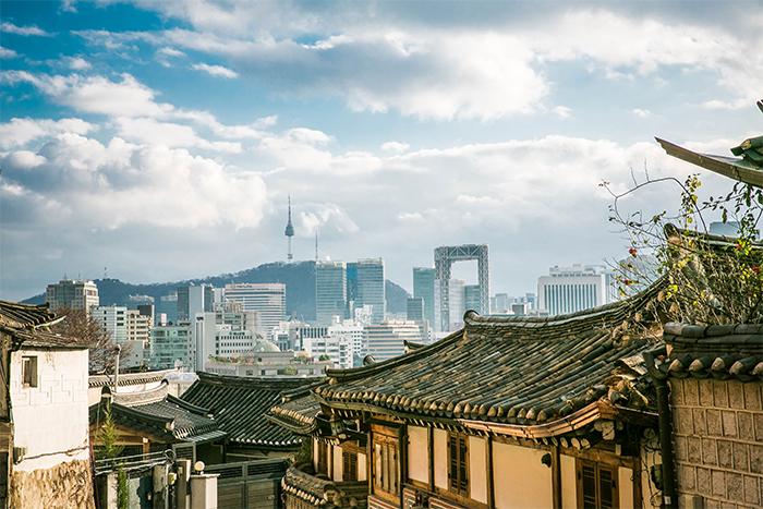 Top 10 điểm đến hấp dẫn nhất Hàn Quốc 10