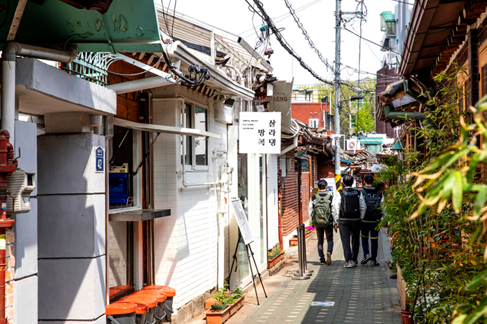 Hẻm Ikseon-dong
