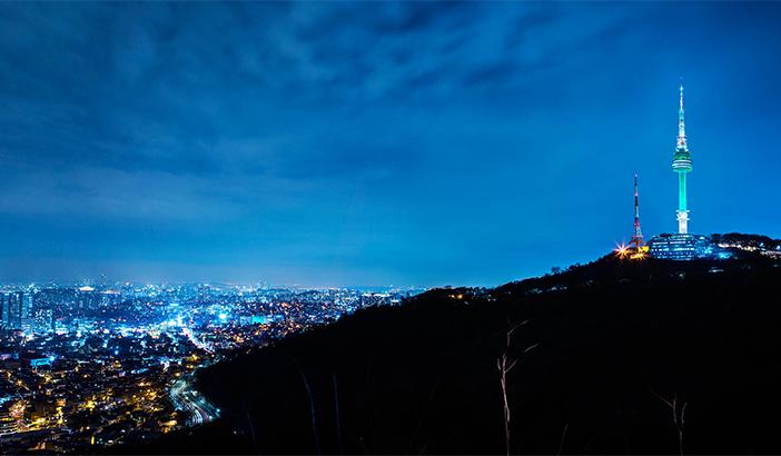 Tòa tháp Namsan Seoul - Địa điểm không thể bỏ lỡ khi ghé thăm Seoul