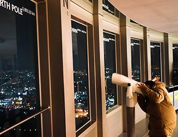 Tòa tháp Namsan Seoul 6