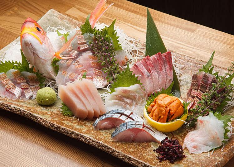 Cá sống Hwae
