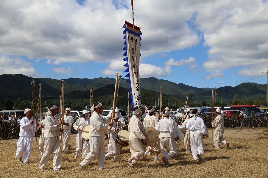 Lễ hội truyền thống HyoSeok