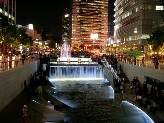 Suổi Cheonggyecheon