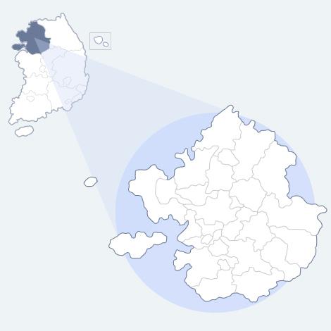 Seoul/Gyeonggi-do/Incheon