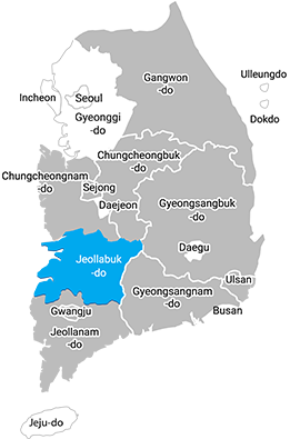 Jeollabuk-do