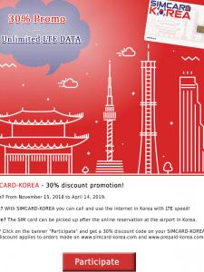 SIMCARD-KOREA Discount