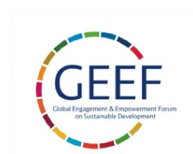 Diễn đàn cam kết, trao quyền toàn cầu về phát triển bền vững