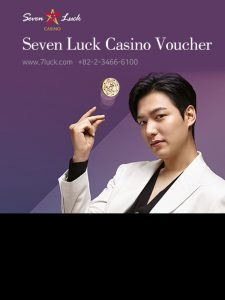 Voucher tại Seven Luck Casino