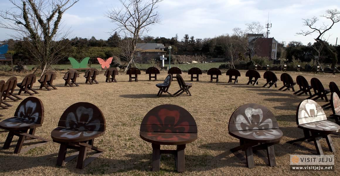 Làng nghi thức Nakcheon-ri Nine Rituals
