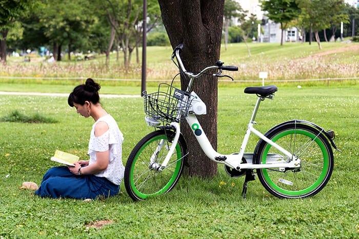Khám phá Seoul bằng xe đạp