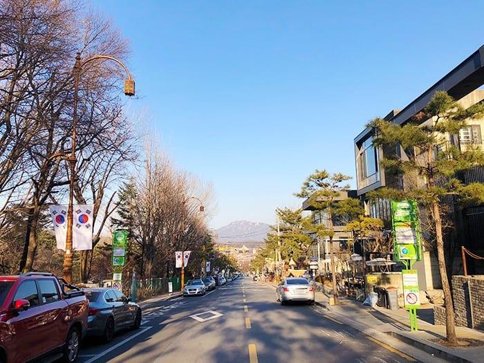 Những cung đường đi dạo hợp tâm trạng tại Seoul 5