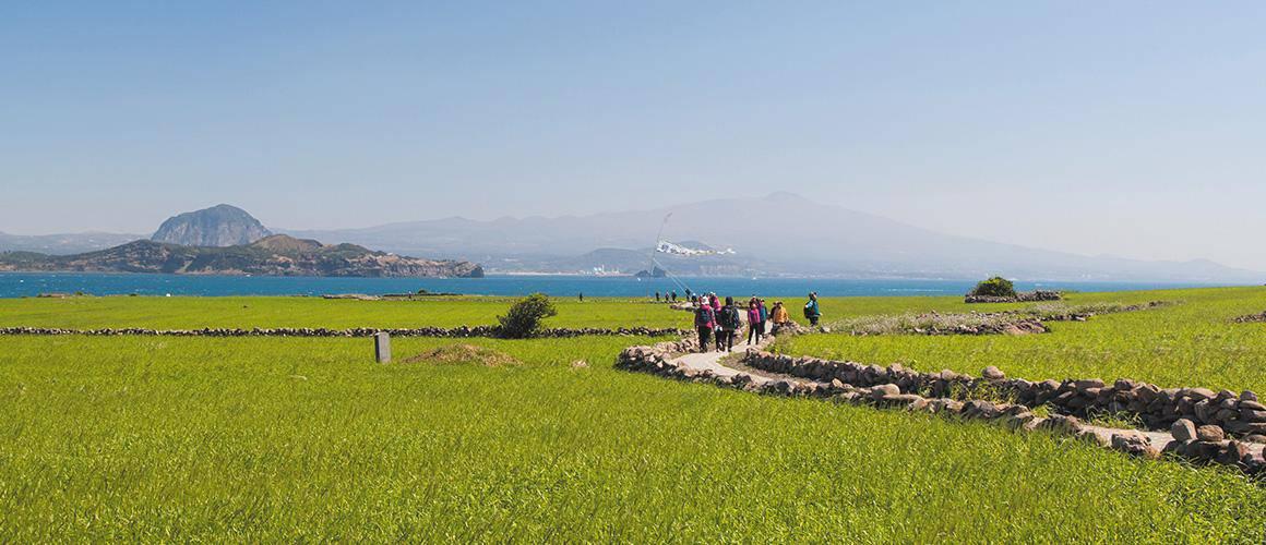 Đường mòn Olle Đảo Gapado 2