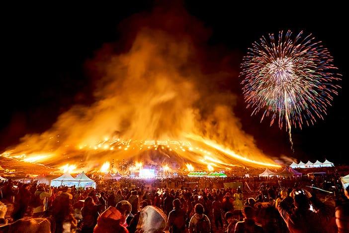 Lễ hội lửa Jeju