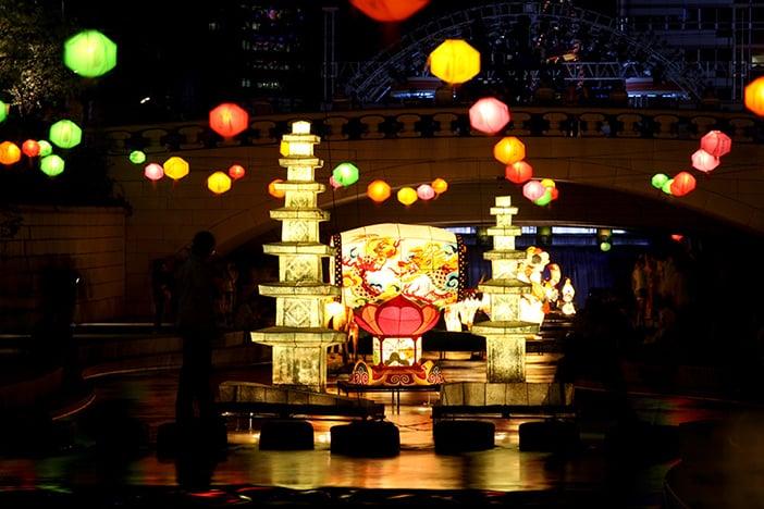 Yeon Deung Hoe (Lễ hội đèn lồng hoa sen)