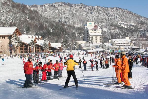 du lịch hàn quốc mùa đông 1