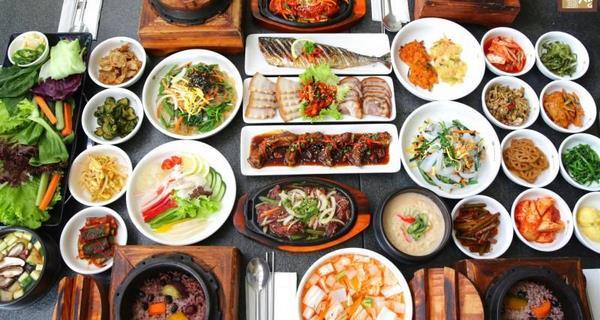 nét văn hóa ẩm thực hàn quốc 1