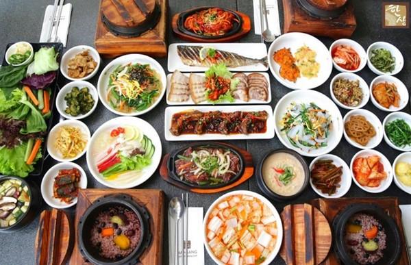 ẩm thực truyền thống hàn quốc 1