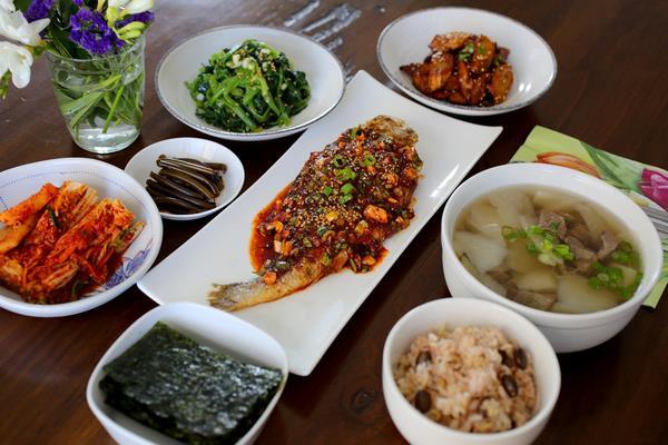 phong cách ẩm thực hàn quốc 4