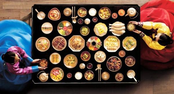 đặc trưng của ẩm thực hàn quốc 1