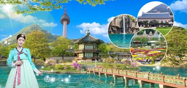du lịch hàn quốc miễn visa 1
