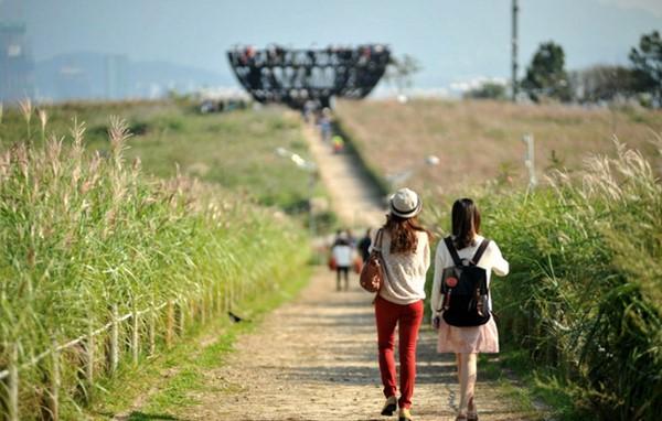 địa điểm chụp ảnh đẹp ở seoul 8