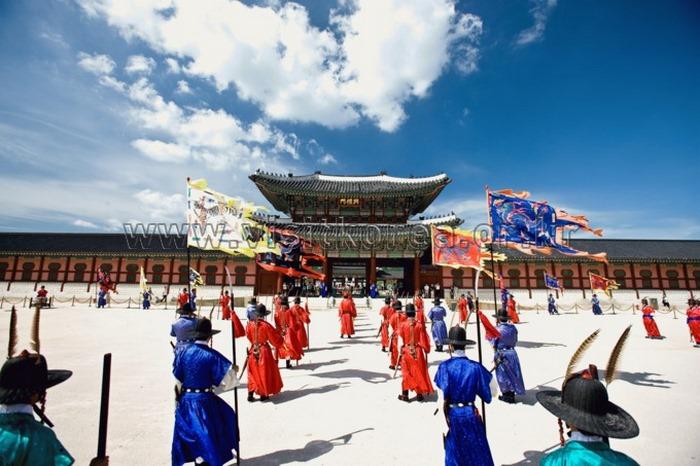 Hàn Quốc mùa đông 2
