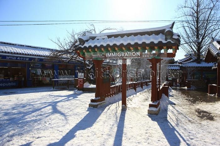 Hàn Quốc mùa đông 3