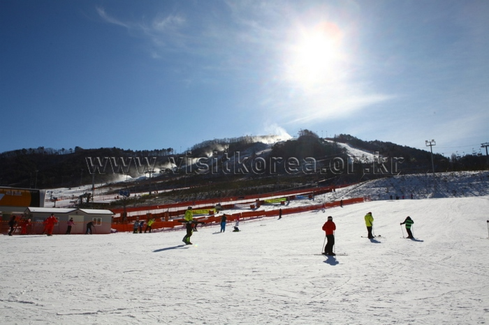 Hàn Quốc mùa đông 4