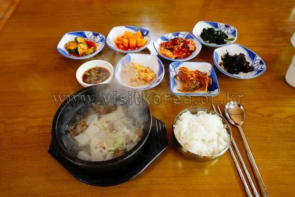 Du lịch Hàn Quốc 12