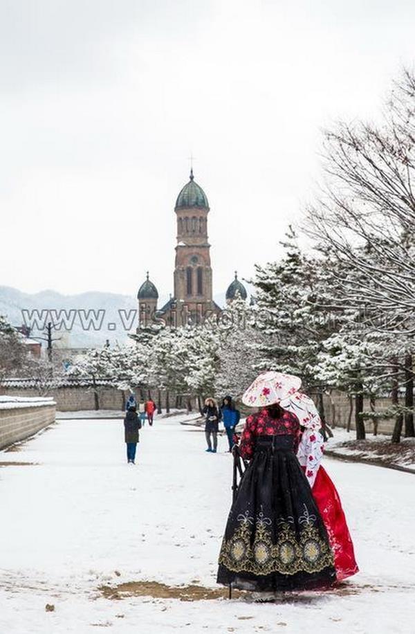 Du lịch Hàn Quốc 3