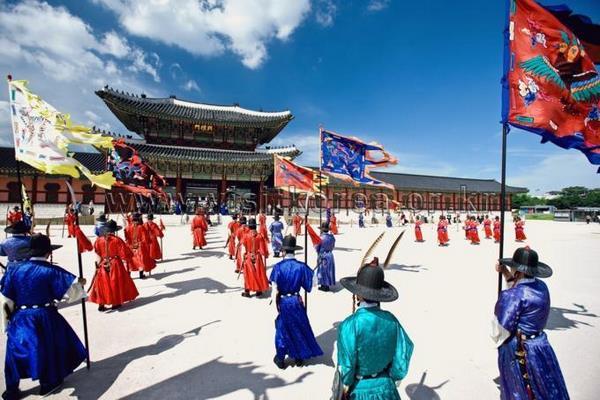 Du lịch Hàn Quốc 30