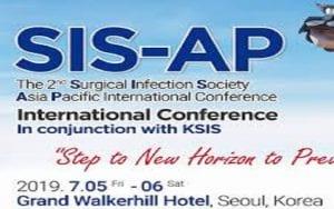 Hội nghị quốc tế SIS-AP lần thứ 2 tổ chức tại Seoul, Hàn Quốc, vào ngày 5-6/7/2019