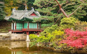 Đi dạo qua những khu Vườn trong các Cung điện Hoàng gia cũ