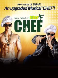 Ưu đãi show Bibap Chef