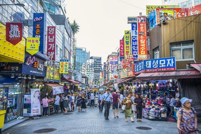 chợ namdaemun seoul hàn quốc 1
