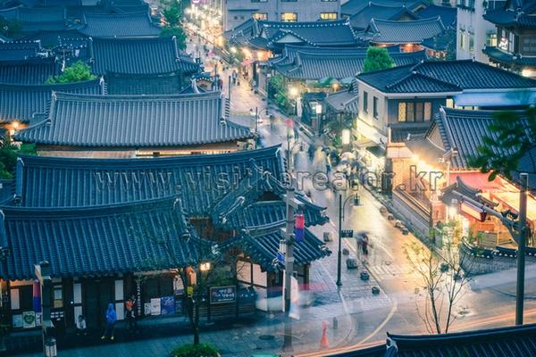 Ngành du lịch ở Hàn Quốc