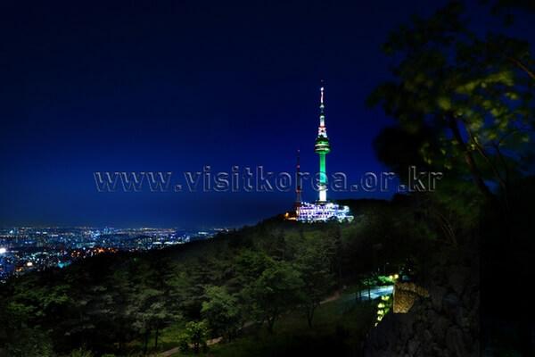 những điểm du lịch seoul 5