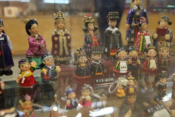 du lịch hàn quốc nên mua gì làm quà 8