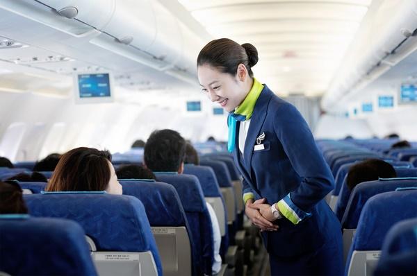 đi Hàn Quốc bằng hãng hàng không nào 9
