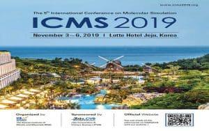 Hội nghị quốc tế lần thứ 5 về mô phỏng phân tử (ICMS 2019)