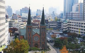 Tour Taxi Daegu theo chủ đề