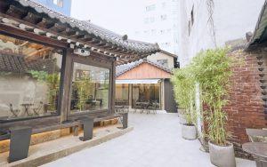 Những gợi ý về quán Hanok Café ở Seoul