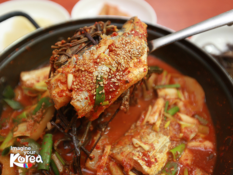 Galchijorim là một trong những món ăn kèm được người Hàn Quốc yêu thích nhất