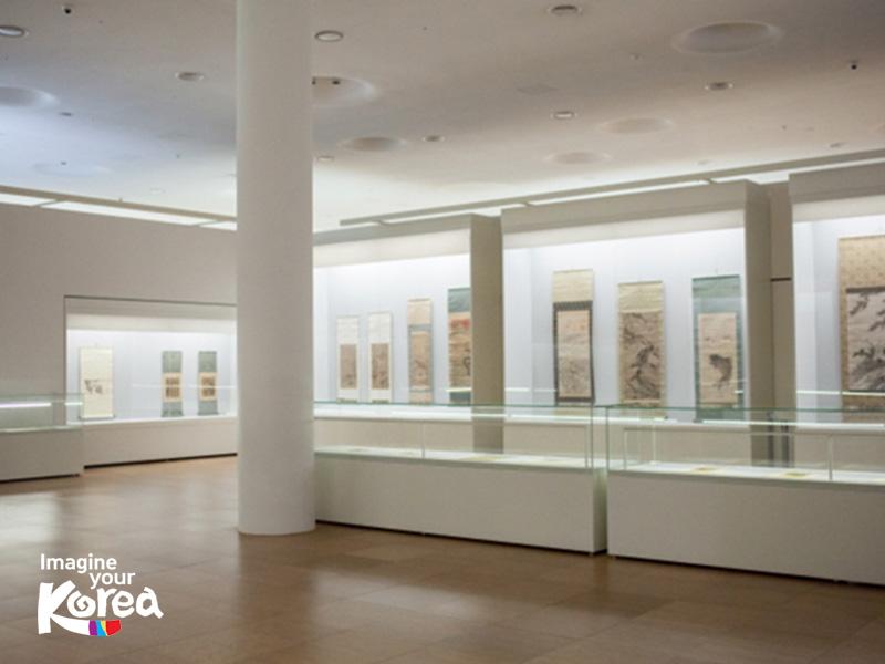 Bảo tàng nghệ thuật Gansong là bảo tàng quốc gia tư nhân đầu tiên của Hàn Quốc