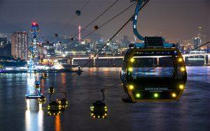 [Hàn Quốc về đêm] Vẻ đẹp những thành phố biển về đêm